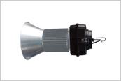 Iluminação LED de alta potência para fábricas