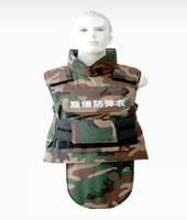 Colete à prova de bala para proteção total