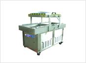 Máquina Automática para Embalagem a Vácuo de Câmara Dupla (DZD-680/2SD)