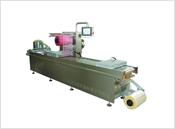 Máquina Automática para Embalagem a Vácuo com Termoformagem (DZR-420)