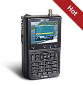Medidor de Satélite Digital com Tela LCD WS6906 DVB-S