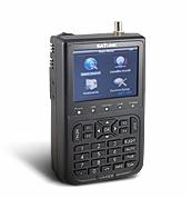 Medidor de Satélite Digital mais vendido WS6908 DVB-S