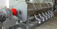 Granulador de mistura em relha CMG