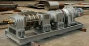 Máquina de granulação por extrusão com parafuso SE