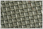 Malha de tecido quadrado sinterizado
