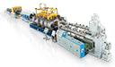 Linha de Extrusão de Tubos Corrugados de Dupla Parede SBG800 HDPE/PP