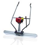 Régua vibratória de acabamento de superfície