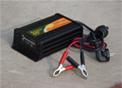 Carregador de bateria inteligente de alta frequência com 7 etapas