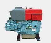 Motores diesel de cilindro único/multi cilindros