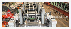 Perfiladeira de rolos para reforçador de silos GWC