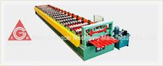 Perfiladeira de rolos para painéis de telhado GWC35-125-750