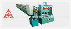 Perfiladeira de rolos para mezaninos de aço GWC76-305-915