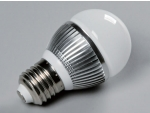 Lâmpada bulbo LED 3W