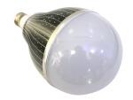 Lâmpada bulbo LED com aleta de refrigeração