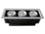 Spot de embutir LED (Múltiplas cabeças)