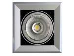 Spot de embutir LED COB (Múltiplas cabeças)
