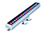 Lâmpada LED RGB wall washer