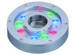 Lâmpada LED subaquática RGB