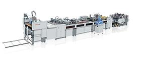 Máquina para produção de saco de papel ZB1300B-1