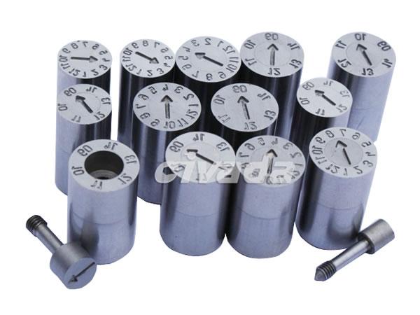 Datadores para moldes componente para molde de pl stico - Plastico para moldes ...